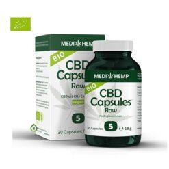 CBD olie capsules
