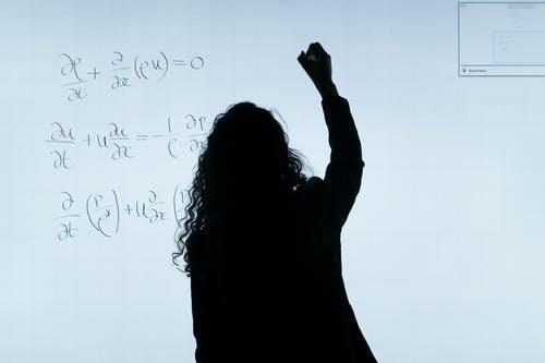 wiskunde les